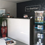 Recepce beauty salonu FeelBetter